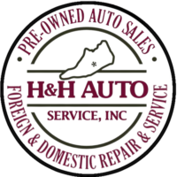 H&H Auto Service Logo